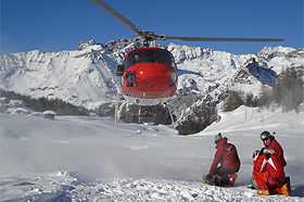 Booking Heliski Cervinia